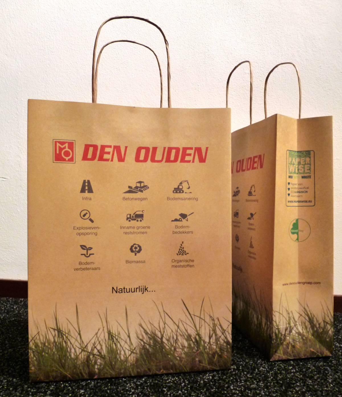 Natural Bag - Den Ouden (2)