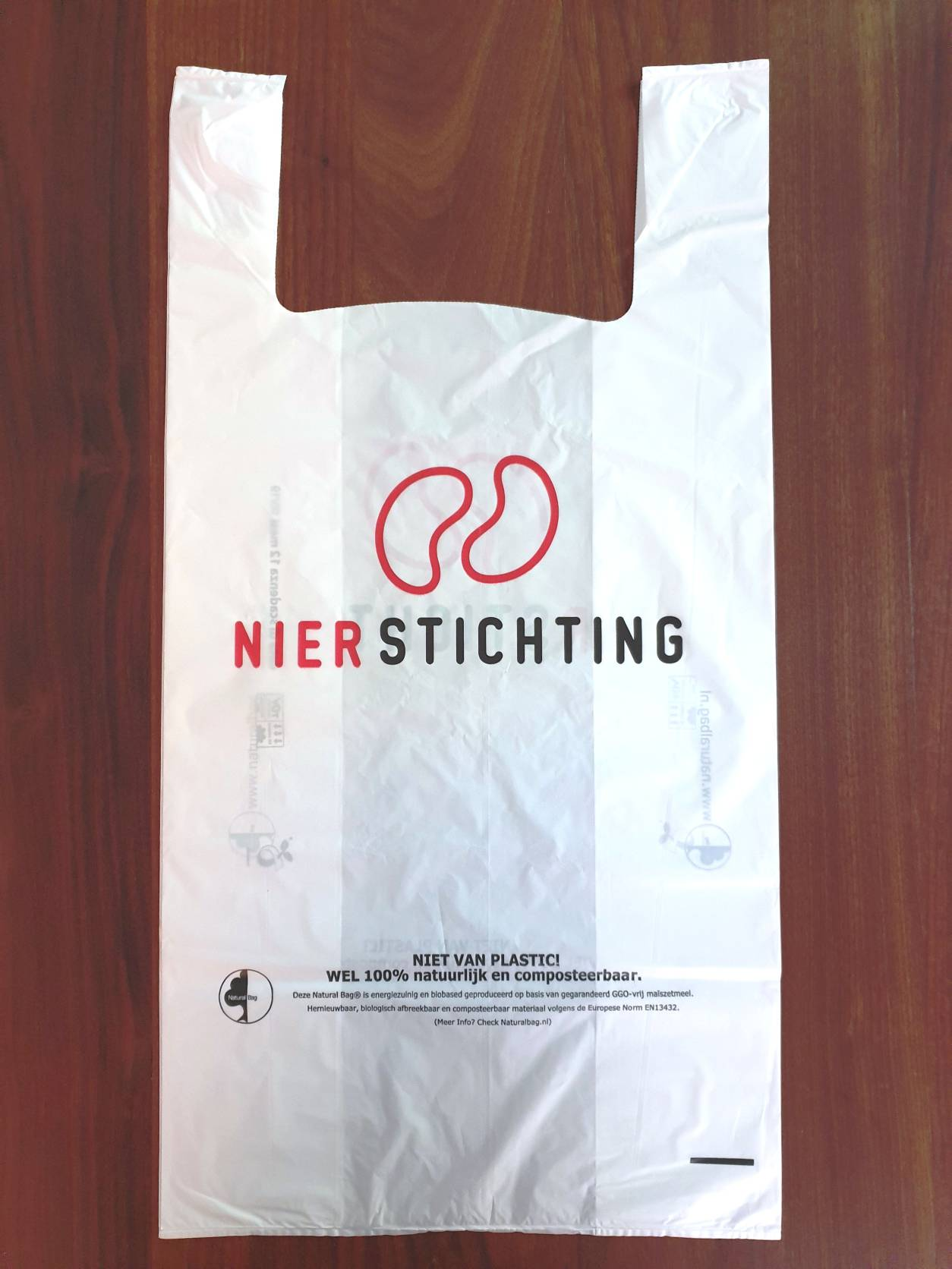 Natural Bag - Nierstichting
